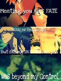 My feel for you, rukia ! Rukia Bleach, Ichigo X Rukia, Bleach Fanart, Bleach Anime, Bleach Couples, Talk To Me, Things To Think About, Fandoms, Fan Art