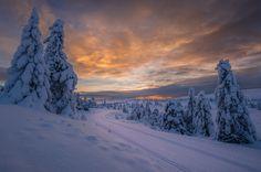 Skiing in to Paradis by Jørn Allan Pedersen - Photo 136286531 - 500px
