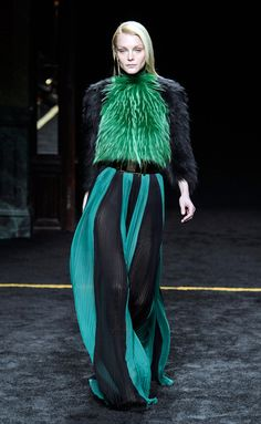 Balmain - #PFW Fall/Winter 2015/2016 www.so-sophisticated.com