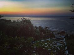 Now that's what I call a sexy Mediterranean sunset. #greece #chorefto #beach #view #sunset #mediterranean #sea #sunset