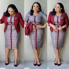 Get the best look of creative latest designs and african fashion styles that are recently trendy and ...
