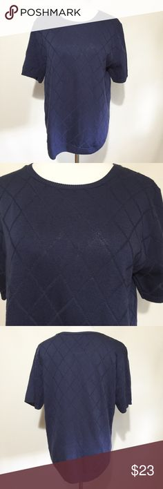 ALFRED DUNNER TOP NWT Alfred Dunner Tops