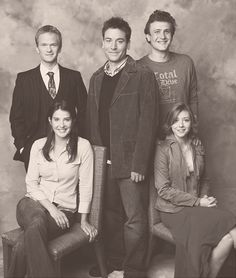 How I Met Your Mother ~ The beginning Time flies so fast How I Met Your Mother, Marshall Eriksen, Barney And Robin, Thats 70 Show, Best Sitcoms Ever, Ted Mosby, Comedy Tv Shows, Mothers Friend, Cinema
