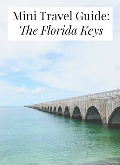 Fantastic travel tips for the Florida Keys - where to go, what to do, what to eat! All tips from a local! // yesandyes.org