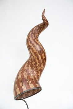 """Snail"" segmented object by Aviad Mishaeli 