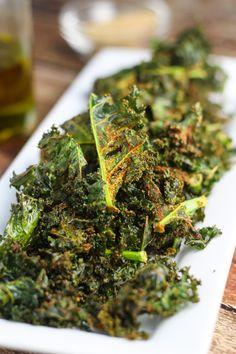Kale Chips by Platings & Pairings