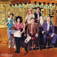 'Modern Family' Cast Recreates Classic TV Shows for 'The Hollywood Reporter' Modern Family Funny, Modern Family Quotes, Cheer Costumes, Family Halloween Costumes, Zombie Costumes, Halloween Couples, Group Halloween, Group Costumes, Diy Costumes