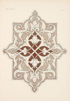 Design is fine. History is mine. — Christopher Dresser, Modern Ornamentation, 1886....: