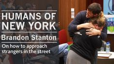 On how I approach strangers in the street | Humans of New York creator Brandon Standon | UCD, Dublin