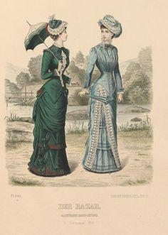 Der Bazar 1881