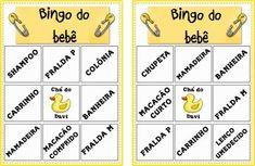 baby shower Shower Party, Baby Shower, Baby Tea, Baby Bingo, Baby Room, Tea Party, Baby Kids, Bernardo, Gabriel