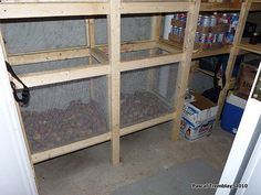 How To Build A Cold Room In Your Basement. Walk Incoldstorageroominyourbasement Buildingguide