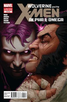 Wolverine and the X-Men: Alpha and Omega # 4 by John Tyler Christopher