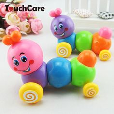 Insect Wind Up Baby Toys Running Clockwork