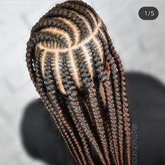Braided Hairstyles For Black Women Cornrows, Feed In Braids Hairstyles, Braids Hairstyles Pictures, Girls Natural Hairstyles, Braids For Black Hair, Curly Hair Styles, Natural Hair Styles, Beautiful Braids, Hair Laid