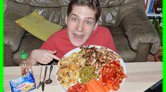 Diät Mukbang | Gesund und lecker | MUKBANG DEUTSCH