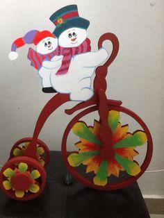 Triciclo de Nieve