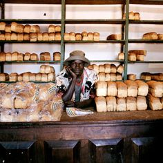 Bread in Malawi taken from How-I-View-Africa