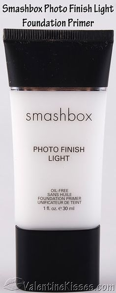 Smashbox Photo Finish Light  - this is great stuff and worth the money!