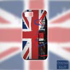 Urban Big Ben iPhone 5 case