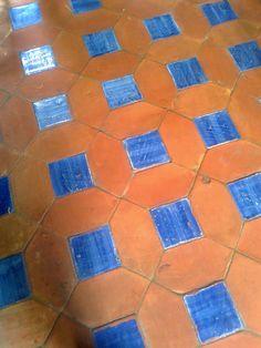 Tiling (Marbella inspiration)
