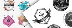 190+ Free Vector Badges You Can Use As Logos