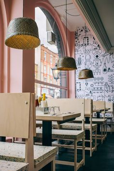 Masterchef finalists tweak the menu of a Brighton gem for its clucking great…