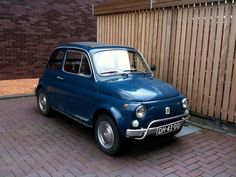 Fiat 500 L - a really classic !