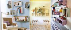 Dicas criativas de estante para livros. Leve sua biblioteca para debaixo da escada ou para o alto - Dactylo Móveis de Madeira