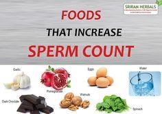 Acupressure Fertility Foods to boost sperm count. Fertility Foods, Natural Fertility, Male Infertility, Infertility Treatment, Men Health Tips, Health Recipes, Health Foods, Pregnancy Help, Pregnancy Checklist