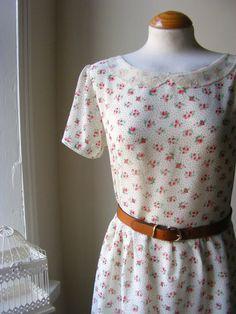 handmade dress from etsy.