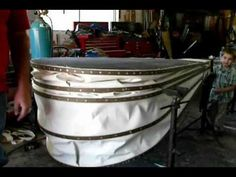 MrINJEN - Homemade Blacksmith Forge Bellows Part 5 - YouTube BLACK FALCON METAL ARTS & WELDING
