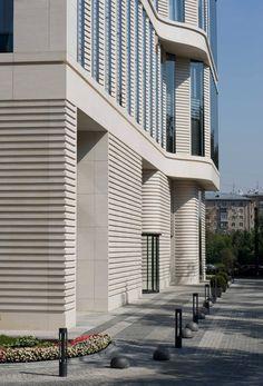 Office Building On Leninsky / Sergey Tchoban + Sergey Kuznetsov