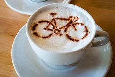 coffee and bicycles