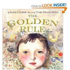 The Golden Rule  First day of school read aloud