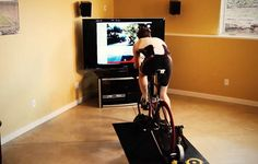 Indoor trainers are a necessary evil for cyclists in the offseason, but these workouts and apps will at least make your pain cave more entertaining.