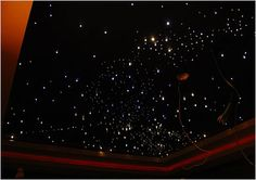 Using thousands of fiber optic strands, this man created his own star gazing sanctuary right in his living room. There are plenty of helpful tips and pictures to guide you through the build process. Build your own star filled ceiling.
