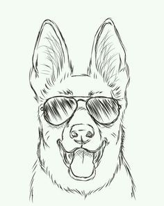 Image result for easy wolf pencil drawings