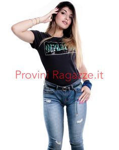 Carmen A. - Provini Banca Dati Casting RAGAZZE.IT © 2016  www.ragazze.it