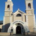 Comenzaron las fiestas patronales de San Roque en La Chacarita