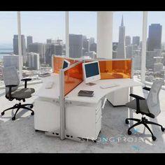 Modular Office Furniture Cubicles ikea modern cubicle modular office furniture | cubicles
