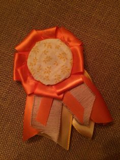4th/ or honorable mention ribbon.