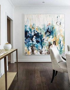 Original Large Abstract Painting Acrylic Painting on Canvas. Abstract Canvas Wall Art, Acrylic Painting Canvas, Painting Abstract, Contemporary Abstract Art, Large Painting, Large Artwork, Hanging Art, Home Art, Art Paintings
