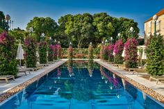Hotel Lemongarden, Brač: high spirits - LIFESTYLEHOTELS Hotel S, At The Hotel, Destin Hotels, Old Stone Houses, Paradise Garden, Visit Croatia, Southern Europe, Beach Bars, Garden Pool