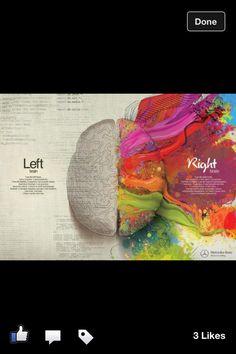 Brain art journal