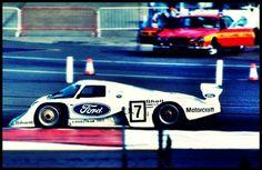 F1 Corradi: Ford C100