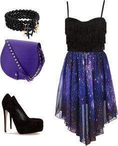 galaxi skirt