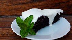 receta de tarta de cerveza negra