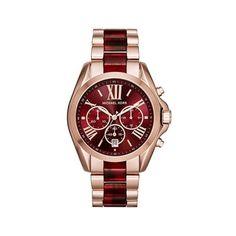 Michael kors bradshaw two tone women's watch - Fashion Slot Laura Biagiotti, Hermes, Furla, Oversized Watches, Toned Women, Miss Sixty, Liu Jo, Stainless Steel Case, Michael Kors Watch