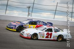 #POTD212 Michael Disdier 21 | Scott Speed 2 | 2008.05.18 | Toledo Speedway